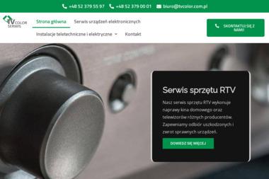 TV Color Serwis - Serwis RTV Bydgoszcz