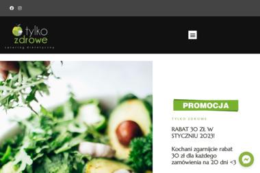 Tylko Zdrowe S.C. - Gastronomia Łuków