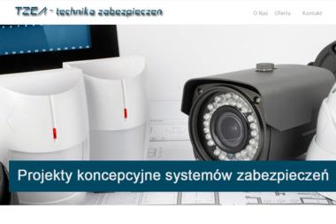 TZEA Technika Zabezpieczeń Elektronicznych - Montaż Alarmów Chełmża