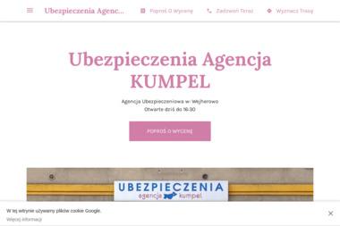 Ubezpieczenia Agencja KUMPEL - Ubezpieczenie firmy Wejherowo