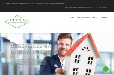 ATENA Centrum Ubezpieczeń - Ubezpieczenie samochodu Ostrów Wielkopolski