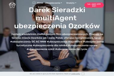 multiAgent Darek Sieradzki Ubezpieczenia - Ubezpieczenie samochodu Ozorków