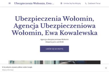 Agencja ubezpieczeniowa Wołomin Ewa Kowalewska - Ubezpieczenie samochodu Wołomin