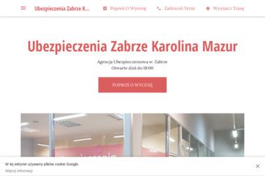 Ubezpieczenia Karolina Mazur - Ubezpieczenie firmy Zabrze