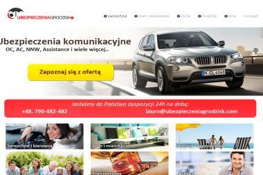 Krajowe Centrum Ubezpieczeń sp. z o.o. - Ubezpieczenie firmy Grodzisk Mazowiecki