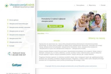 Agencja ubezpieczeniowa Moto Archi Arkadiusz Galek - Ubezpieczenia na życie Kraśnik