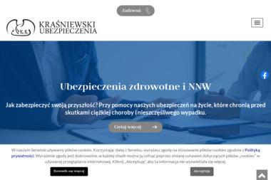 Kraśniewski Ubezpieczenia - Ubezpieczenia Samochodowe Milicz