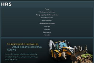 HRS Sebastian Ratajczyk - Odśnieżanie dróg i placów Aleksandrów Łódzki