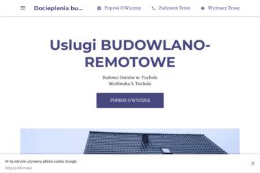Usługi budowlano-remontowe Waldemar Patyna - Remonty mieszkań Tuchola