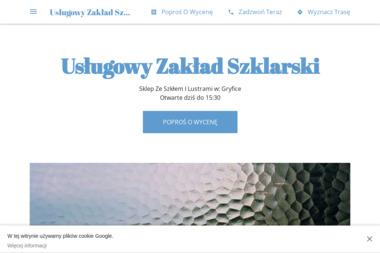 Usługowy Zakład Szklarski - Szklarz Gryfice