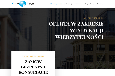 Virtus Finanse Sp. z o.o. - Windykacja Legnica