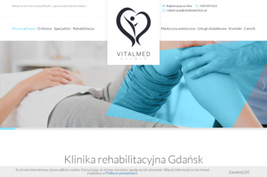 VitalMed Clinic - Rehabilitanci medyczni Gdańsk