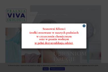 Pralnia VIVA Ekologia - Mycie Tapicerki Samochodowej Białystok