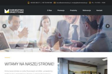 IWONA WALENDOWSKA Doradca kredytowy - Kredyt dla firm Słupsk