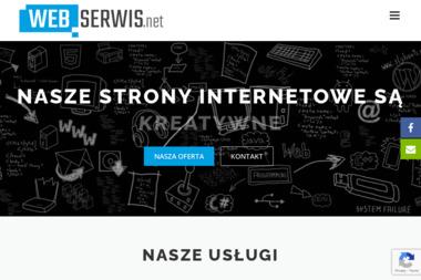"""USŁUGI INFORMATYCZNE """"WEBSERWIS"""" - Strony internetowe Bysław"""