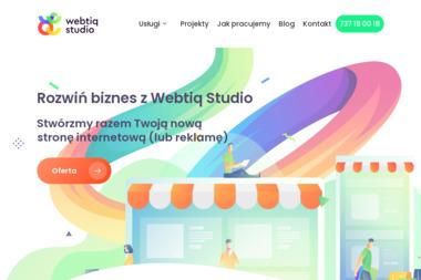 Webtiq Studio - Strony WWW Jaworzno