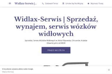 Widlax-Serwis - Wózki Widłowe Boczne Wola Filipowska