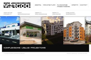 BIURO ARCHITEKTONICZNE WIERCIOCH - Projekty Domów Parterowych Rzeszów