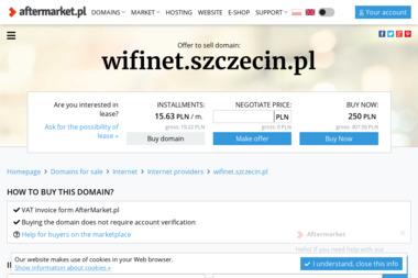 WiFiNET - Internet Szczecin