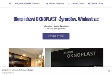 Okna i drzwi OKNOPLAST - Okna drewniane Żyrardów