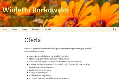 """Pracownia Pomocy Psychologicznej """"KONTAKT"""" - Psycholog Mińsk Mazowiecki"""