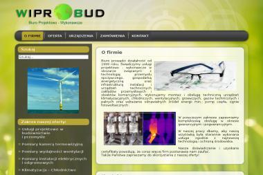 WIPROBUD - Systemy Grzewcze Namysłów