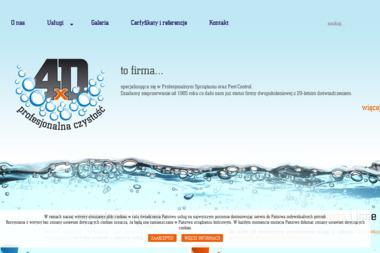 4xD - profesjonalna czystość - Sprzątanie Mieszkań Ostróda