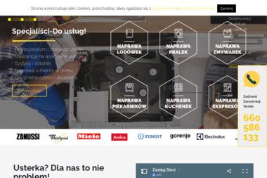 AAGD Serwis sprzętu AGD - Naprawa piekarników i kuchenek Mikołów