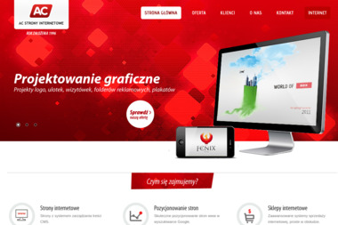 AC strony internetowe - Marketing Internetowy Świnoujście
