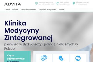 Klinika medycyny zintegrowanej ADVITA - Akupunktura Bydgoszcz