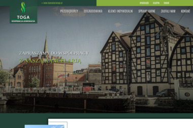 Kancelaria Toga - Adwokat Spraw Karnych Bydgoszcz