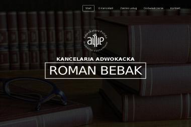 Kancelaria Adwokacka Roman Bebak - Adwokat Jelenia Góra