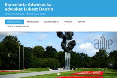 Kancelaria Adwokacka – adwokat Łukasz Dautin - Adwokat Szczecin