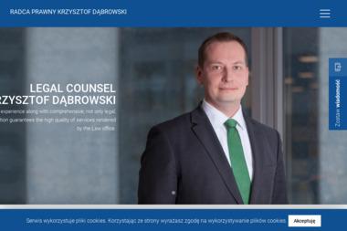 Kancelaria Adwokacka adw. Krzysztof Dąbrowski - Kancelaria Adwokacka Gdańsk