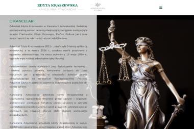 Kancelaria Adwokacka Adwokat Edyta Kraszewska - Kancelaria prawna Ciechanów