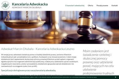 Kancelaria Adwokacka – Adwokat Marcin Dłubała - Porady Prawne Sosnowiec
