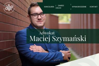 Adwokat Maciej Szymański - Adwokat Spraw Karnych Kołobrzeg