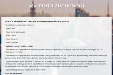 Adwokat Piotr Żuchowski - Adwokat Lipno