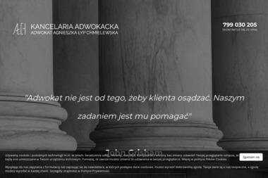 Kancelaria Adwokacka - Adwokat Agnieszka Łyp Chmielewska - Porady Prawne Dąbrowa Górnicza