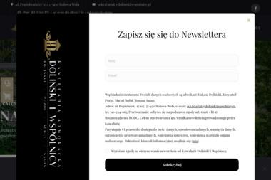 Kancelaria Adwokacka - Łukasz Doliński - Mediatorzy Stalowa Wola