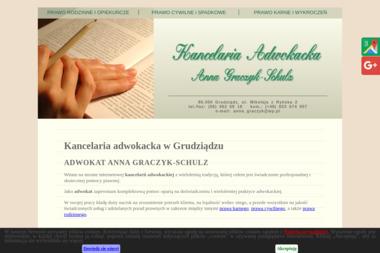 Kancelaria Adwokacka Anna Graczyk-Schulz - Adwokaci Rozwodowi Grudziądz