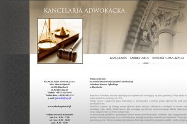 Kancelaria Adwokacka Adw. Marcin Pękacki - Adwokat Kluczbork