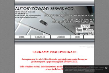 Autoryzowany Serwis AGD - Naprawa drobnego sprzętu AGD Bytom