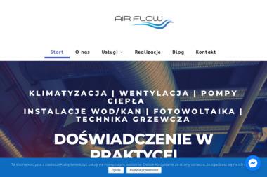 AIR FLOW - Urządzenia, materiały instalacyjne Banino