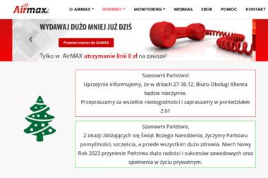 AIRMAX - Internet Oława