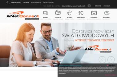 ANetConnect - Internet Sandomierz