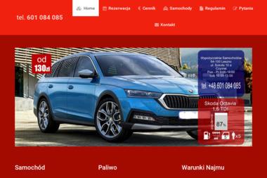 Aj Rent a Car - Wypożyczalnia samochodów Leszno