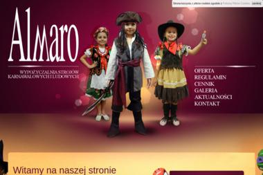 ALMARO - Wypożyczalnia strojów Bielsko-Biała