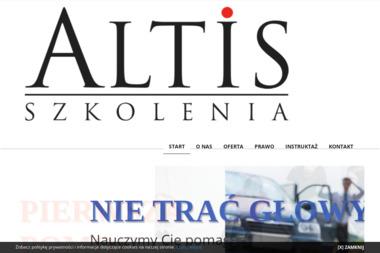 ALTIS - Kurs Pierwszej Pomocy Bielsko-Biała