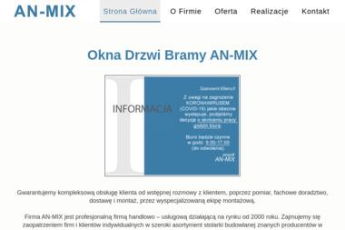 P.H.U. AN-MIX - Okna Brzeziny